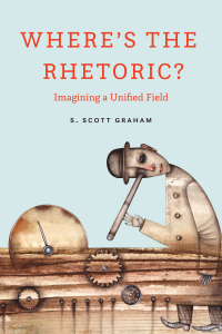 Where's the Rhetoric Cover Art by Nathan Putens